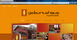 Birth house Ingolstadt